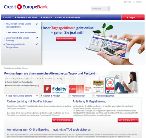 credit-europe-bank-startseite